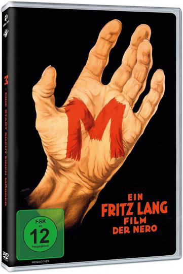 M - Eine Stadt sucht einen Mörder. DVD