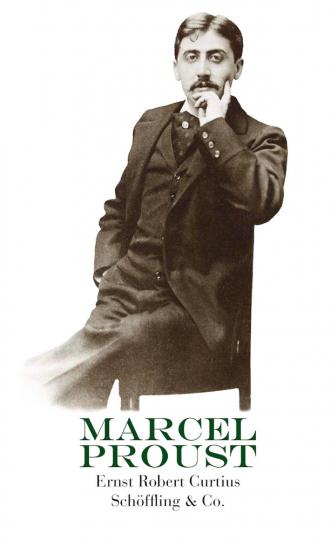 Ernst Robert Curtius. Marcel Proust. Essay.
