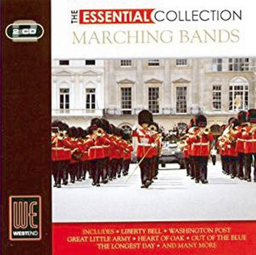 Marching Bands 2 CDs