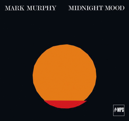 Mark Murphy. Midnight Mood. CD.