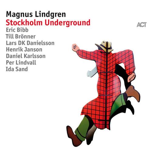 Markus Lindgren. Stockholm Underground. 180g-Vinyl LP.