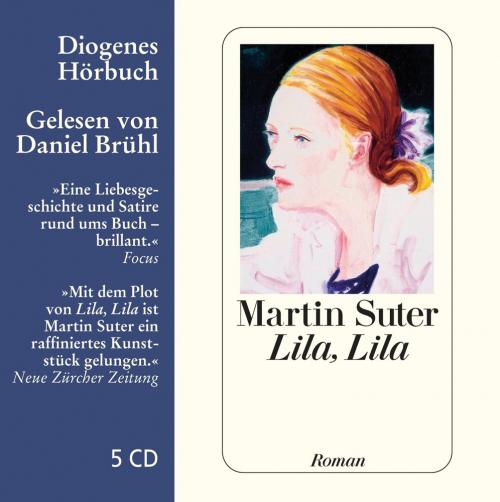 Martin Suter. Lila, Lila. 5 CDs.