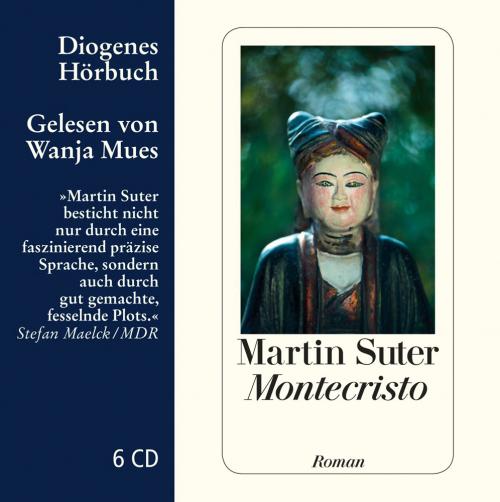Martin Suter. Montecristo. Roman. 6 CDs.