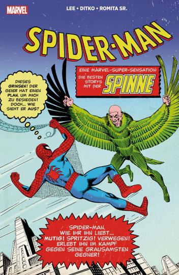 Marvel Klassiker: Spider-Man.