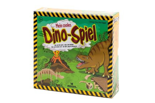 Mein cooles Dino-Spiel.