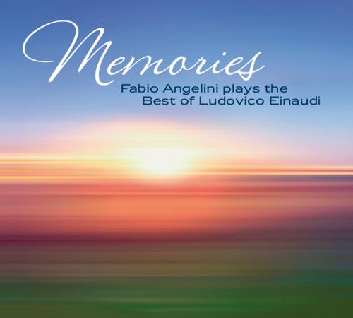 Memories. Fabio Angelini Plays the Best of Ludovico Einaudi. CD.