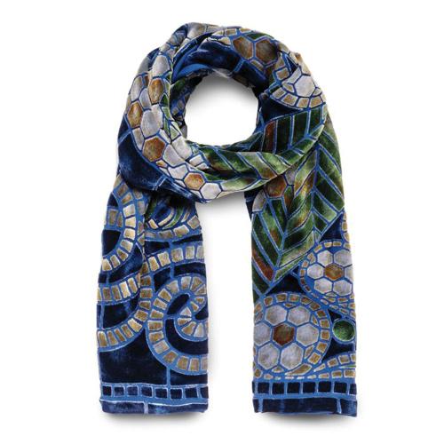 MET-Schal »Tiffany Mosaik«.
