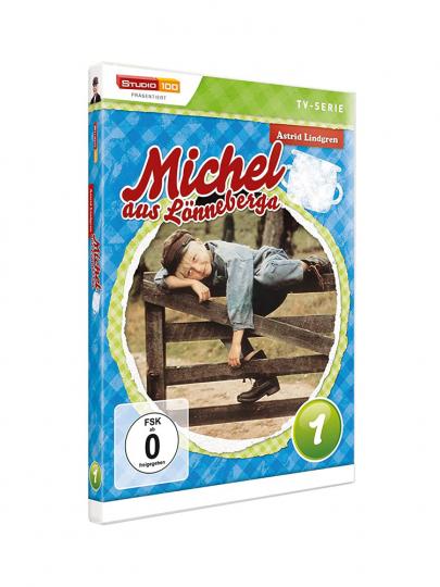 Michel aus Lönneberga DVD 1. DVD