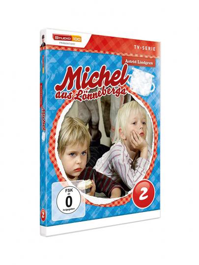 Michel aus Lönneberga DVD 2. DVD.