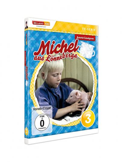 Michel aus Lönneberga DVD3. DVD