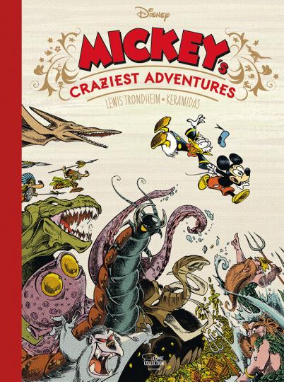 Mickey's Craziest Adventures. Limitierte Ausgabe.