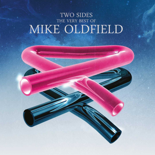 Mike Oldfield. Two Sides: The Very Best Of Mike Oldfield. 2 CDs.