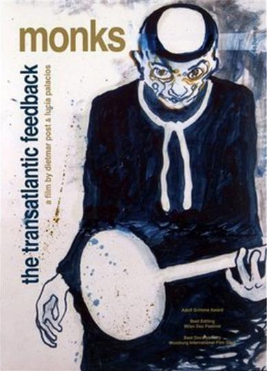 Monks - The Transatlantik Feedback. DVD.