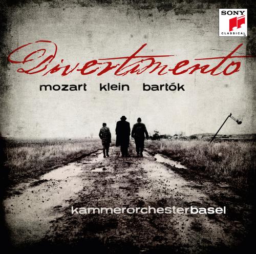Mozart, Klein & Bartók. Divertimento. CD.