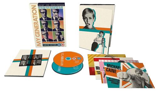 My Generation. Blu-ray + DVD.