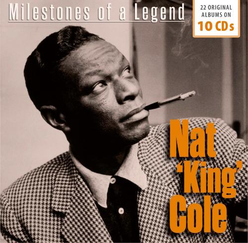 Nat »King« Cole. Milestones of a Legend. 22 Original Alben.