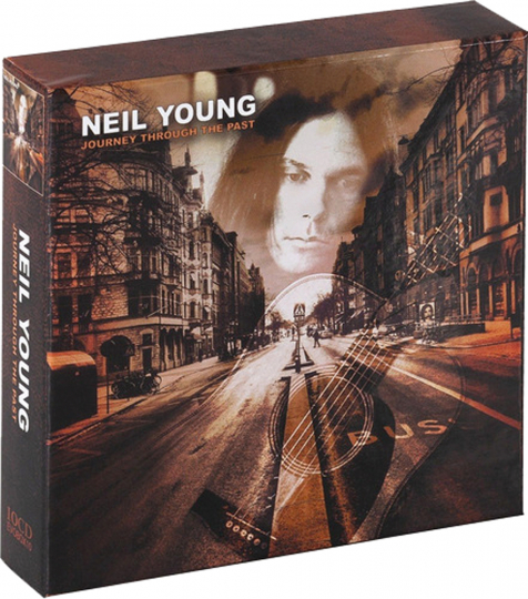 Neil Young. Heart Of Gold - Live. 10 CDs.