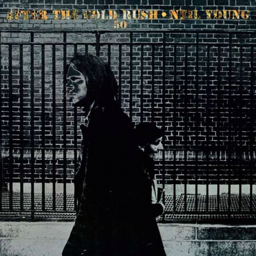 Neil Young. After The Gold Rush (50th Anniversary). CD.