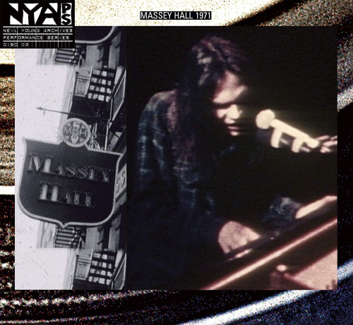 Neil Young. Live at Massey Hall 1971. CD + DVD.