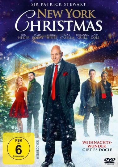 New York Christmas. DVD.