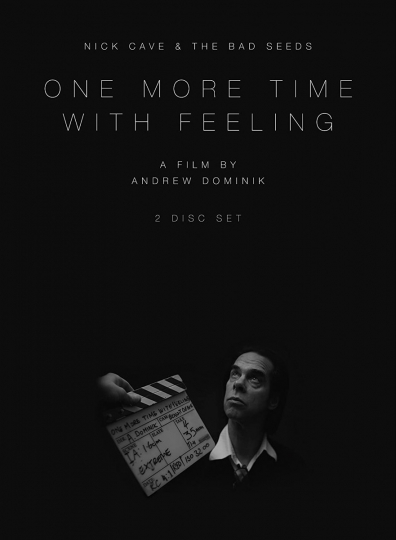 Nick Cave & The Bad Seeds: One More Time With Feeling. 2 DVDs.