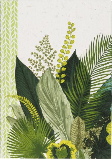 Notizbuch Botanicals. A5 liniert.