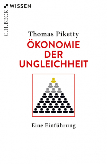 Ökonomie der Ungleichheit. Eine Einführung.