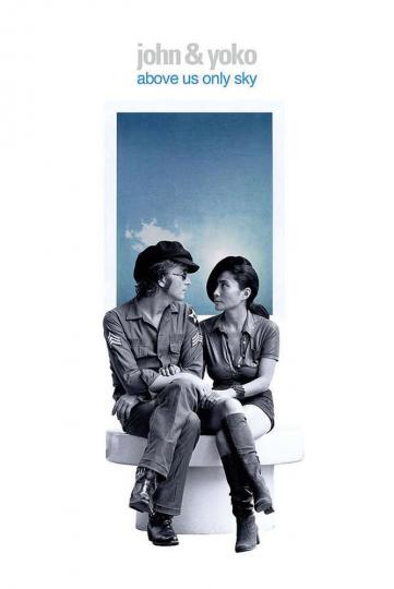 John Lennon & Yoko Ono: Above Us Only Sky (Remastered 2010 - 2018). DVD.