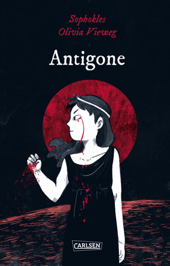 Olivia Vieweg. Antigone. Graphic Novel.