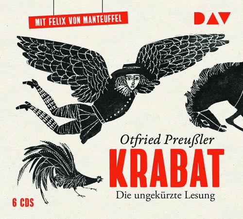 Otfried Preußler. Krabat. 6 CDs.