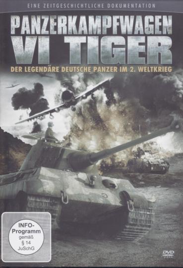Panzerkampfwagen VI Tiger DVD