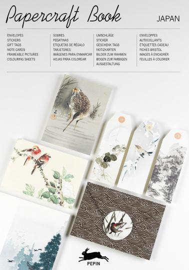 Papierkunstbuch. »Japan«.