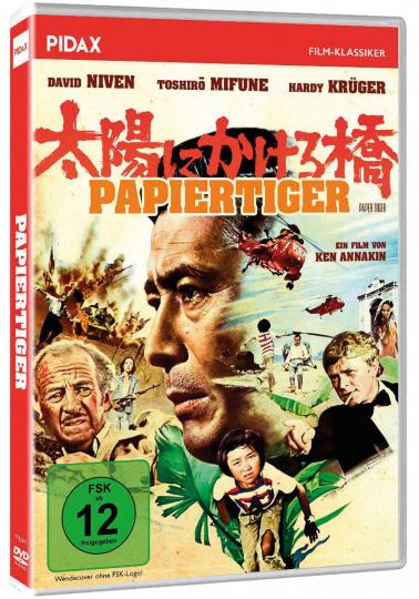 Papiertiger. DVD