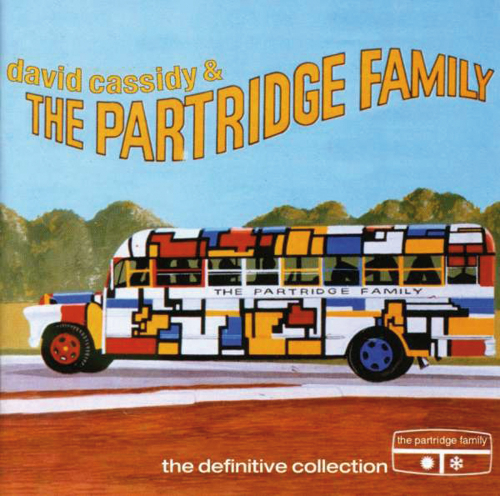 Partridge Family. Definitive Collection. CD.