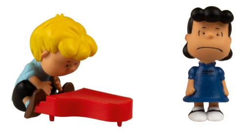 Peanuts »Lucy & Schröder Scenery-Pack«