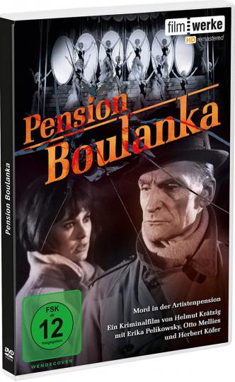 Pension Boulanka. DVD.