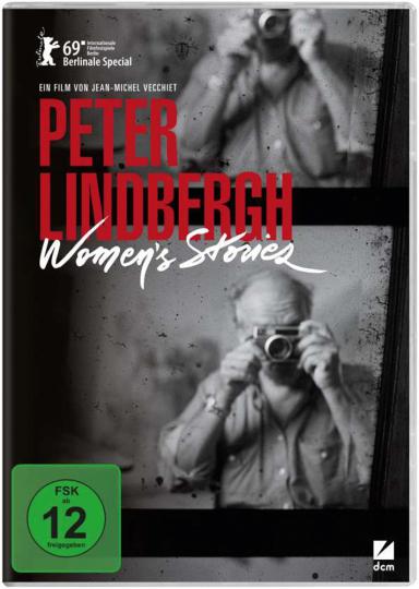Peter Lindbergh - Women's Stories. DVD.