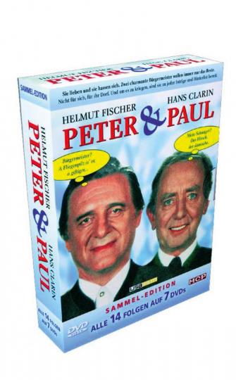 Peter und Paul (Gesamtausgabe). 7 DVDs