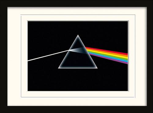 Pink Floyd. Dark Side of the Moon.