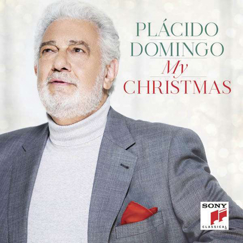 Placido Domingo. My Christmas. CD.
