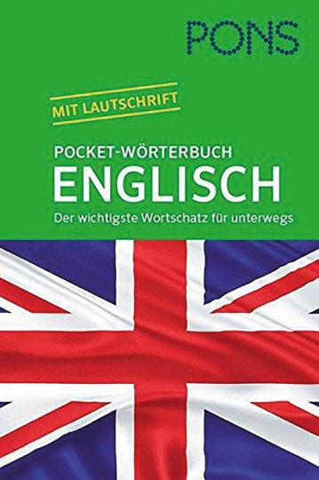 Pocket-Wörterbuch Englisch