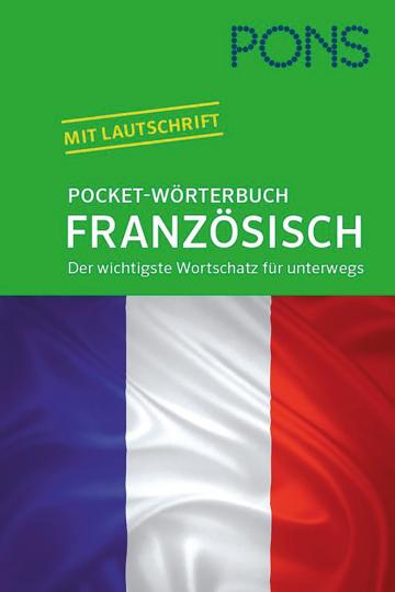 Pocket-Wörterbuch Französisch