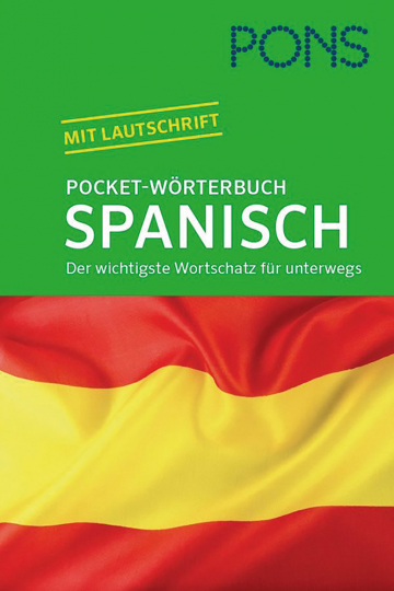 Pocket-Wörterbuch Spanisch