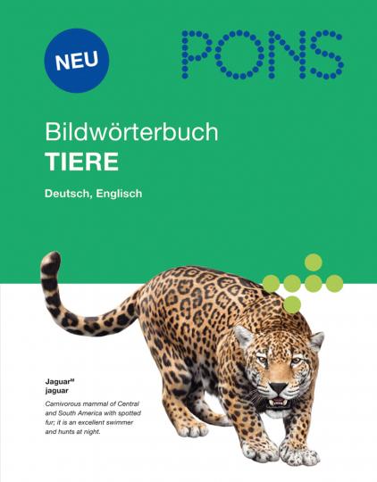 PONS Bildwörterbuch Tiere.
