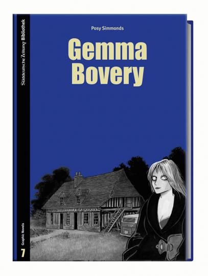 Posy Simmonds. Gemma Bovery. Graphic Novel.