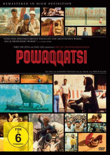 Powaqqatsi (OmU). DVD.