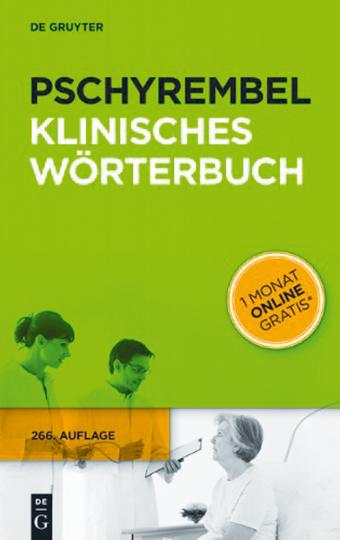 Pschyrembel Klinisches Wörterbuch 2015