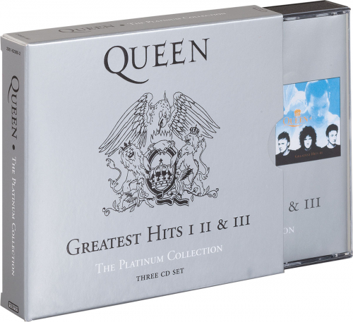 Queen: The Platinum Collection. 3 CDs