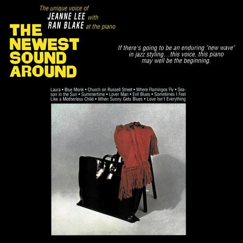 Ran Blake & Jeanne Lee. The Newest Sound Around. CD.
