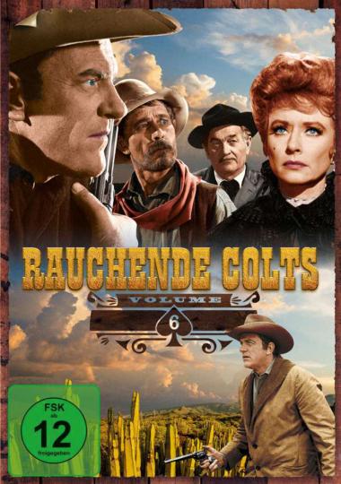 Rauchende Colts Volume 6 6 DVDs